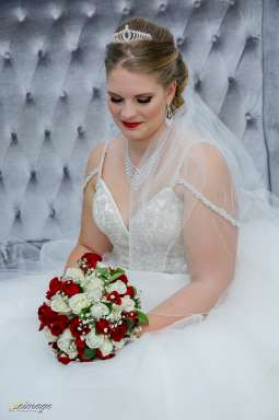 Ilona bridal makeup