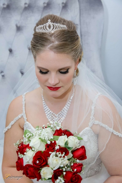 Ilona wedding makeup
