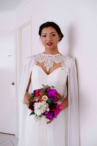 KYLEEN beautiful bridal makeup