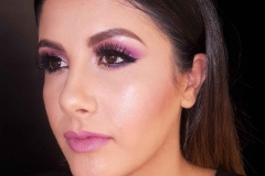 natalie-makeup-event-purple-smokey-eye-and-pink-lip-